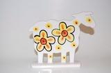 m. gule blomster